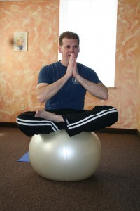 Dr. Paul Jerard, E-RYT 500 - Director of Yoga Teacher Training