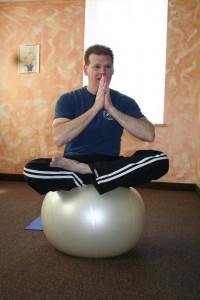 Dr. Paul Jerard, E-RYT 500 - Director of Yoga Teacher Training