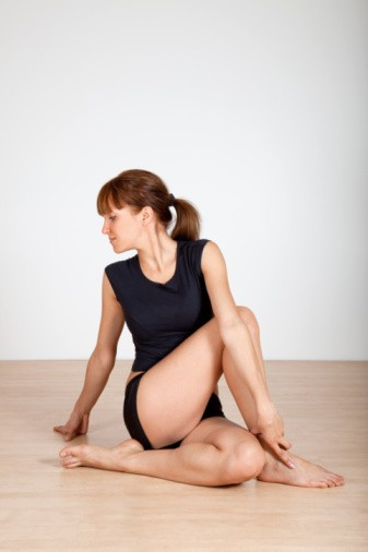 Gallery For Yoga Positions For Weight Loss