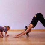 yoga asanas for babies