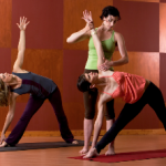 teaching yoga for healing