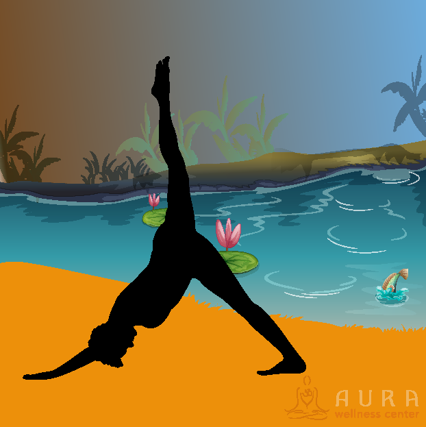 Hatha Yoga For Plantar Fasciitis Aura Wellness Center