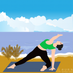 Kneeling Side Plank Variation