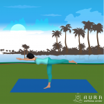 disciplineand teaching yoga