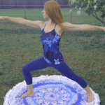 Lisa Goswick Certified Yoga Teacher