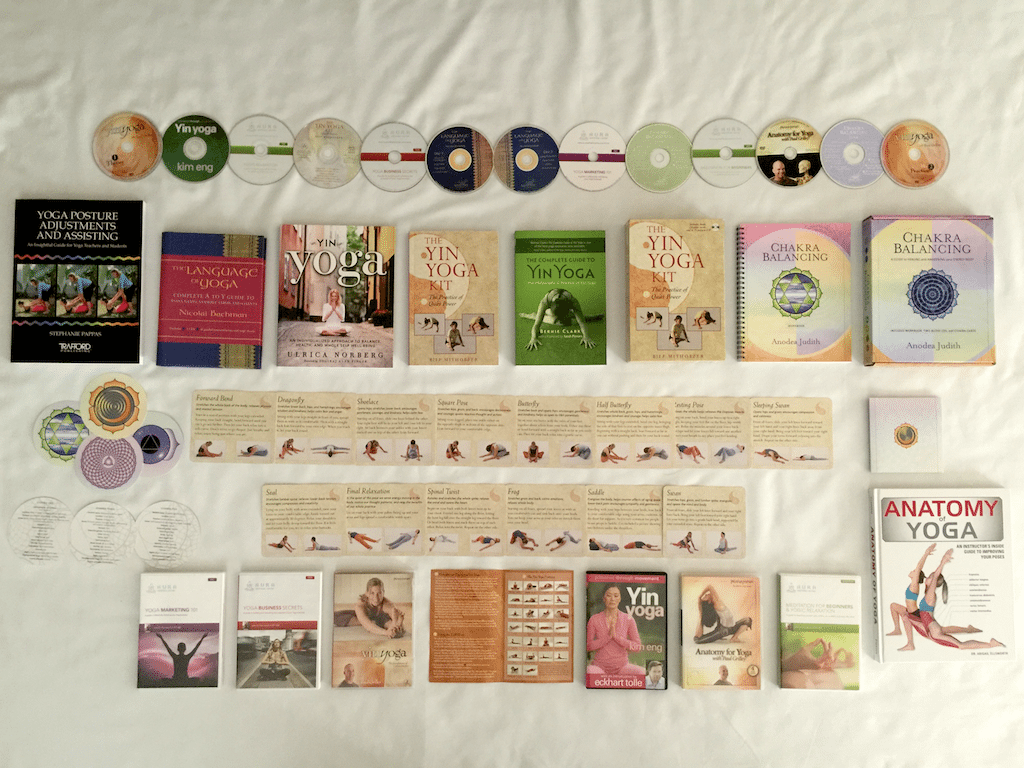 The Yin Yoga Teacher Training Camp-in-a-Box Level 1 (Platinum ...