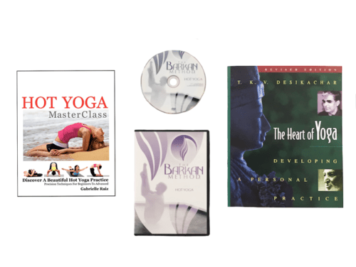 (Upgrade) Hot Yoga Teacher Certification-Platinum