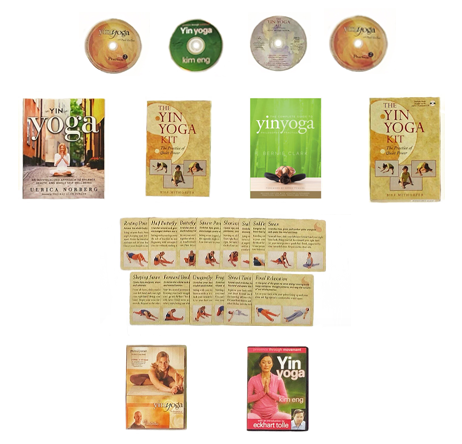 (Upgrade Version) The Yin Yoga Teacher Training Camp-in-a-Box (PLATINUM)