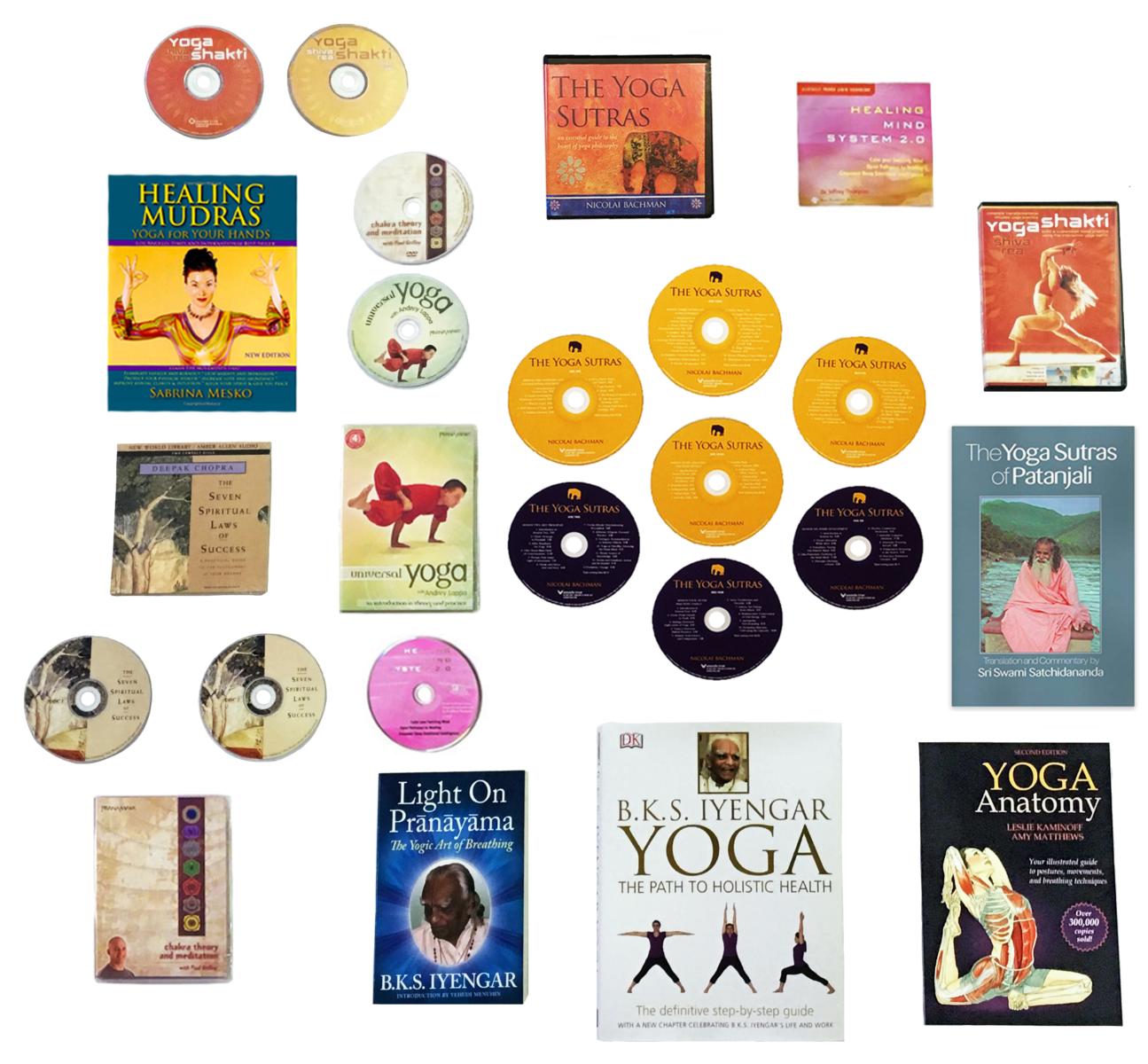 (Upgrade Version) Yoga Teacher Training Camp-in-a-Box – Level 2 (PLATINUM)