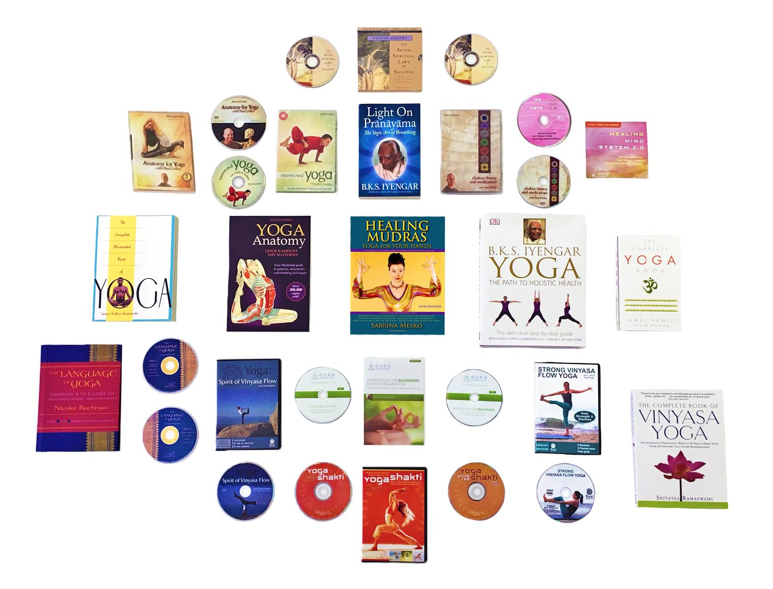 Vinyasa Yoga Teacher Training Camp-in-a-Box – Levels 1 & 2