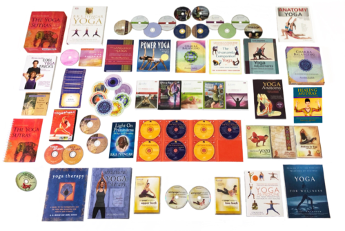 Power Yoga Teacher Training Camp-in-a-Box – Levels 1, 2, & 3 (PLATINUM)
