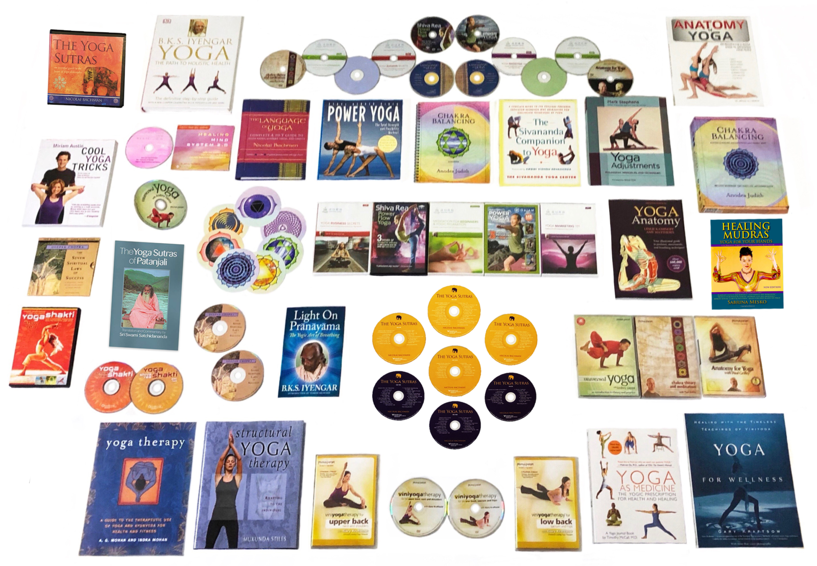 Power Yoga Teacher Training Camp-in-a-Box Levels 1, 2, & 3 ...