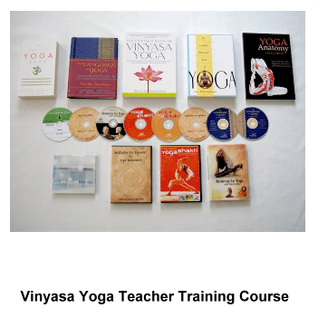 Vinyasa Yoga Teacher Training Course