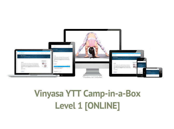 Vinyasa YTT Camp-in-a-Box – Level 1 [ONLINE]-min